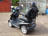 Drive Royale 4 mobility scooter.
