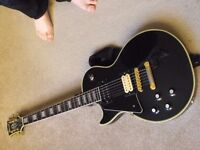 lefthand antoria les paul