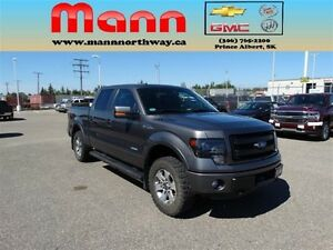2013 Ford F-150 FX4 - Pst paid, Remote start, Trailering package