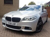 Bmw 535D (313) M Sport Individual VDC + Adaptive Drive 5 Series Automatic TOP SPEC BARGAIN PRICE