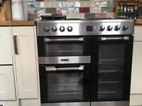 Leisure Cuisinemaster dual fuel Range Cooker