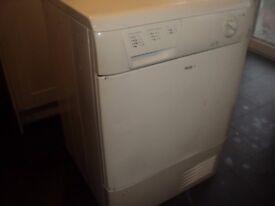 hotpoint condensor dryer 7kg