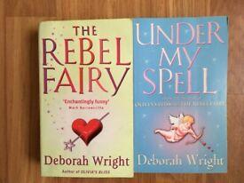 Two Deborah Wright books