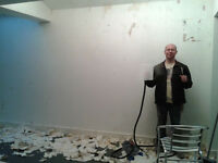 Very experienced Painter/Decorator/Handyman/Gardener/Fencer. Available immed £15 ph. Min charge £40.