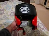Boxing headguard