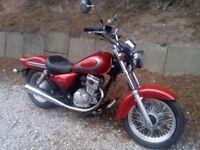 Suzuki Marauder 125cc nice bike learner legal