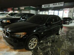 2012 BMW X1 28i AWD Low Kms
