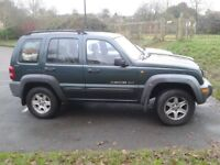 Jeep cherokee 2.5 crd estate 4x4 2months mot very good condition