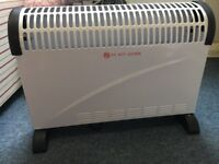 Standing portable heater