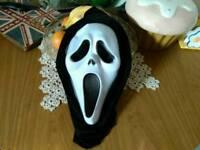 2 mask of Halloween