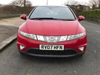 HONDA CIVIC 2007 2.2 ICTDI PLATE FOR SALE