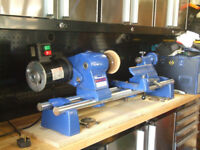 RECORD DML24 wood turning lathed