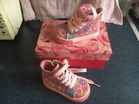 Lelli Kelly shoes infant size 3 new in box