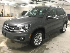 2016 Volkswagen Tiguan 2.0T SPECIAL EDITION AUTOMATIC 4MOTION
