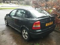 Vauxhall Astra G Mk4 Twin Cam 1.8l petrol for Breaking/Spare