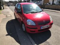 Toyota Yaris 1.4 diesel £30 road tax electric windows central locking 3 keys drives excellent