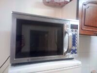 MERRYCHEF HIGH PERFORMANCE MICROWAVE OVEN