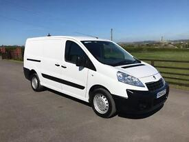 Peugeot exper 1200 l2 lwb 90 hdi, 2014 (14) reg, 1 co owner, fsh, in white, finance available