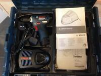 Bosch drill 10.8v like new