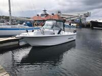 Bayliner Trophy 2052 WA Mercruiser 4.3 v6 Inboard Sports Fishing Boat