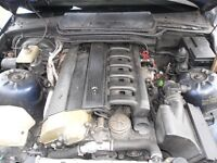 BMW E36 , breaking for parts.