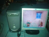 Dell Computer (2.6GHZ) [Fully Serviced] Bargain***