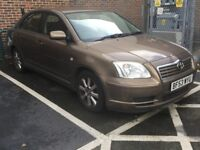 Toyota Avensis 1.8 VVTi T3-S Automatic 2003 Cheap Loads of Paper Work Bargain