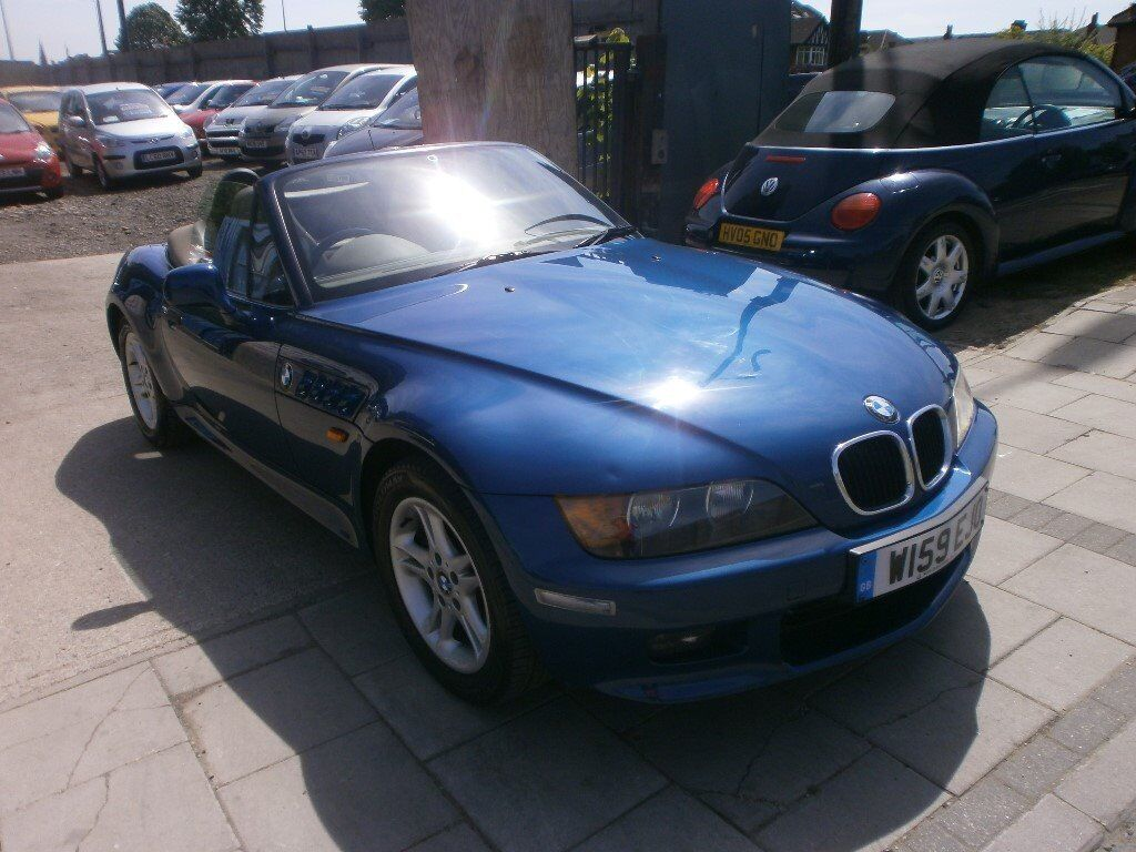 2000 BMW Z3 1.9 MANUAL, FULL LEATHER INTERIOR, A/CONDITION, ELECTRIC HOOD