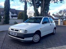 Seat ibiza, great service history + low mileage