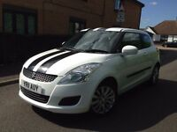 2011 Suzuki Swift 1.2 SZ3 3dr, ONE OWNER, ONLY 13500 MILES, IMMACULATE