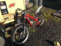 Gas gas Txt Pro 2011 300 trials bike