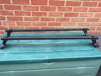 Used Roof bars to fit Renault Grand Scenic