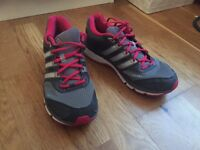 Adidas Questra running shoes size 6.5 (EUR 40), grey