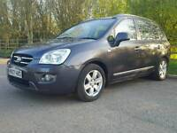 KIA CARENS ** CAM BELT CHANGED ** SERVICE HISTORY ** 7SEATER