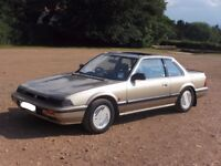1986 Honda Prelude 1.8 EX 2nd gen-12v-manual-resprayed/dry stored-dual carbs rebuilt-new suspension