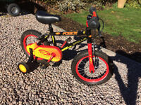 Kids Childs Bike Bicycle Apollo Force £20
