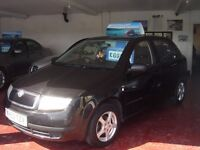 Skoda Fabia 1.2 HTP Classic 5dr,2003 (53 reg), Hatchback ))))cheap car )))))