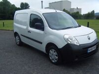 2011 RENAULT KANGOO 1.5 DCI NEW MOT 1 OWNER DRIVES LIKE NEW HAS NEW PARTS