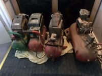 Compressors for spares or repair