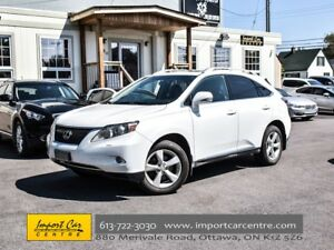 2011 Lexus RX 350 AWD LEATHER ROOF HEATED&VENTILATED SEATS WOW!!