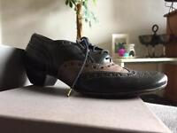 Quality, smart yet comfy work shoes size 6