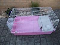 Indoor Guinea Pig/Rabbit cage by Ferplast
