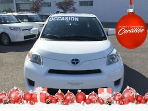 2012 Scion xD 1.8L Gr. Electrique+Air+Bluetooth Manuelle