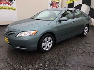 2009 Toyota Camry LE, Automatic, Leather, Only 75, 000km