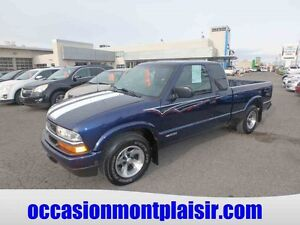 2003 CHEVROLET S-10 2WD EXTENDED CAB LS