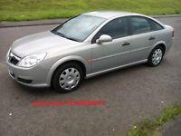 vauxhall vectra life 1.8 petrol manual 2007 57 plate