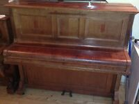 Good working condition piano