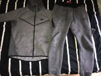 Nike Tech Fleece exclusive tracksuit, size M