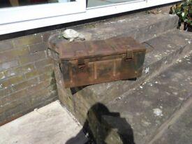 Large ammunition box