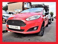 (44000 Miles)-- 2014 Ford Fiesta 1.0 Zetec Hatchback 5dr (start/stop) --- Low Mileage--- Ford Fiesta
